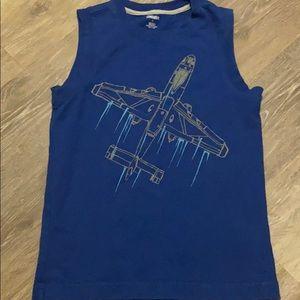 Boys shirt Gymboree size 7 tank top
